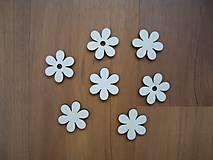 Materiál ručne robený - Kvietky - dekorácia - 5174639_