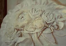 Úžitkový textil - Shabby chic - 02 - 5176478_