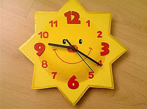 Hodiny - nástenné hodiny - 5178474_