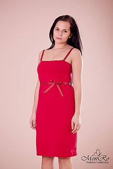 Šaty - Dámske  šaty - 5178009_