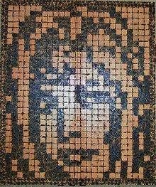 Obrazy - Slečna - obraz vypaľovaný - 5174996_