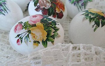 Dekorácie - jemné biele - 5177018_