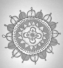 Kresby - energicka Mandala - 5175980_