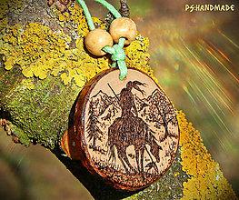 Náhrdelníky - Indiánsky - 5181589_