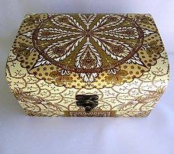 Krabičky - Truhlica - 5182459_