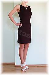Šaty - Šaty zeštíhlující efekt vz.235 - 5181791_