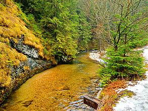 Fotografie - Žltá rieka - 5182506_