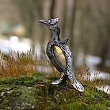 Náhrdelníky - morský vták - 5179452_