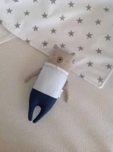 "Hračky - Little Bear ""Blue Stripe"" - 5182945_"