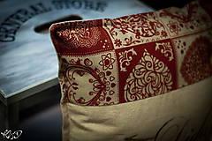 """Úžitkový textil - Vankúšik """" tanečnica Dida"""" - 5186553_"""