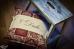 """Úžitkový textil - Vankúšik """" tanečnica Dida"""" - 5186557_"""