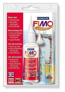 Modelovacie hmoty - Fimo Deco gél 50 ml - 5183807_