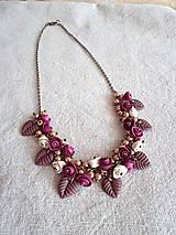 - ... poetic romance ... náhrdelník II. - 5187234_