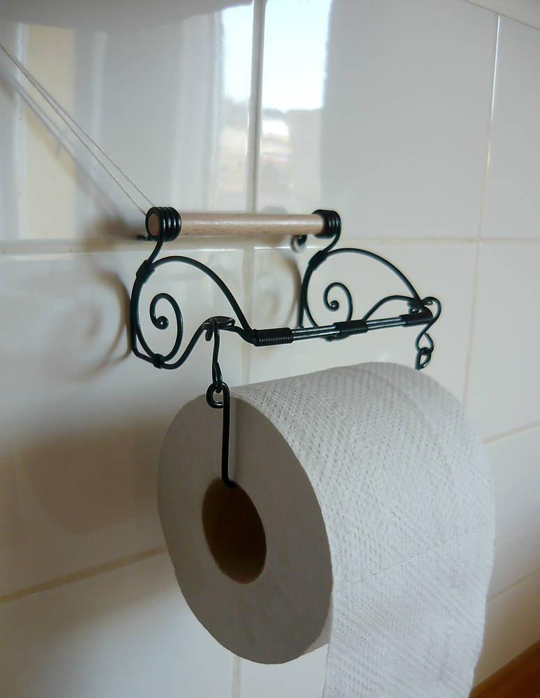 Držiak na toaletný papier