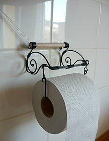 Nábytok - Držiak na toaletný papier - 5185606_