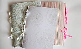 Papiernictvo - Na svadobné poznámky - A5 - 5189856_
