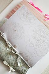 Papiernictvo - Na svadobné poznámky - A5 - 5189857_