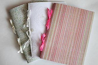 Papiernictvo - Na svadobné poznámky - A5 - 5189858_