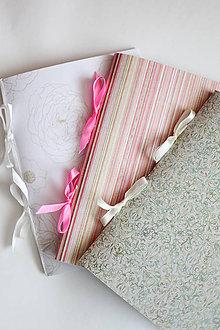 Papiernictvo - Na svadobné poznámky - A5 - 5189859_