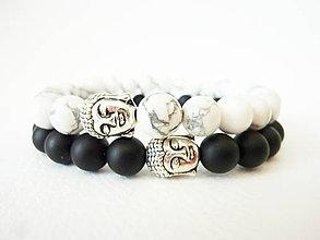 Šperky - Pánske náramky s polodrahokamom: AKCIA!!! - 5188888_