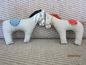 Hračky - Koníček Pejko- textilná hračka - 5189706_