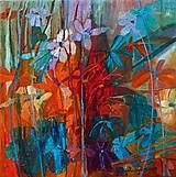 Obrazy - Divoké kvety 10 - 5190249_