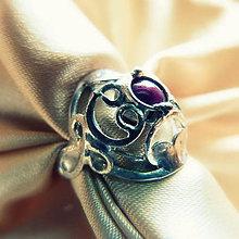 Prstene - Hviezdny Rubín  - 5190297_