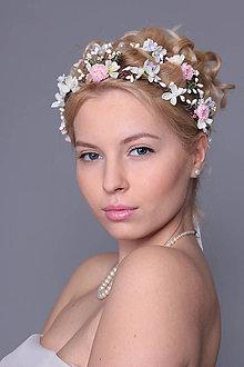 "Ozdoby do vlasov - dvojvenček ""Biankin"", typ 19 - 5195321_"