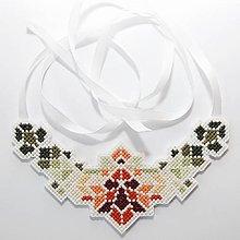 Náhrdelníky - cross - 5195145_