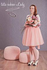 Sukne - tutu sukničky  - 5193360_