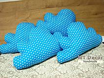 Úžitkový textil - Vankúšik - obláčik Mráčik - 5192063_
