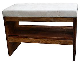 Nábytok - VÝPREDAJ Čalúnená lavička - 5193996_