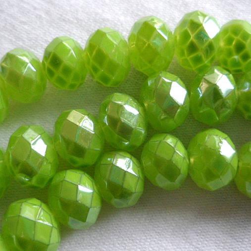 Skl.rondelka 8x6mm pastel-1ks