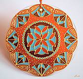 Dekorácie - Mandala Premeny - 5198942_
