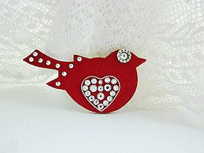 Odznaky/Brošne - LittleJewels - Lovena - 5196467_