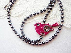 Náhrdelníky - LittleJewels - náhrdelník Limma - 5196712_