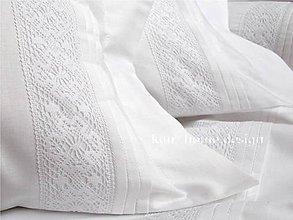 Úžitkový textil - Posteľná bielizeň MARIA - 5198706_