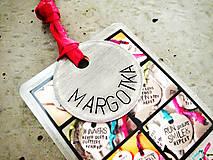 Kľúčenky - MARGOTKA - 5202033_