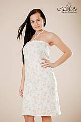 Šaty - Dámske letné šaty - 5203597_