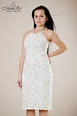 Šaty - Dámske letné šaty - 5203631_