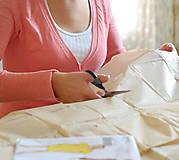 Iné oblečenie - vypracovanie strihu - 5199925_