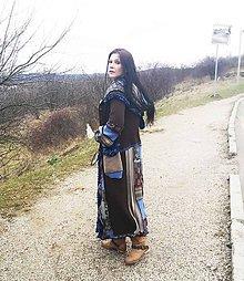 Svetre/Pulóvre - etno kardigan - 5205985_