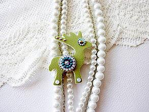Náhrdelníky - LittleJewels - náhrdelník Biti - 5205297_
