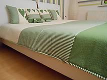 prehoz na manželskú posteľ 200 x 200 cm