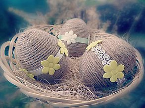 Dekorácie - Vajíčka trocha inak - 5210690_