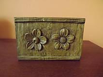 Dekorácie - Kvetinky - 5207640_