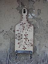 Dekorácie - Denkový vešiačik - 5211198_