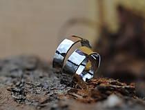 Prstene - Tepané šestky - 5214173_