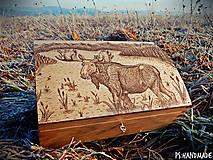Krabičky - Strážca tajgy - 5214070_