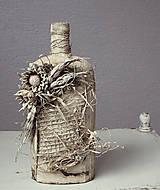 Dekorácie - Shabby chic - váza 02 - 5211993_
